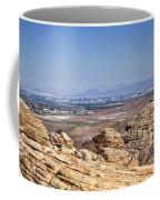 View Of Vegas Coffee Mug