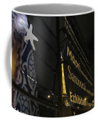 View To The Eiffel Tower Coffee Mug