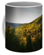 Vignette Of Autumn Gold  Coffee Mug