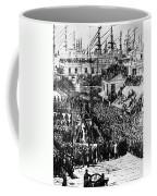 Vigilante Lynching, 1856 Coffee Mug