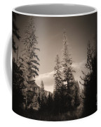 Vignette In Sepia  Coffee Mug