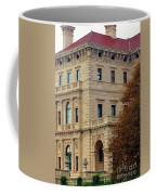 Villa In Fall Coffee Mug
