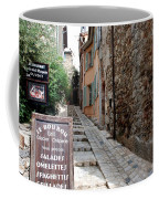Village Alley Coffee Mug