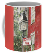 Village Lamplight Coffee Mug