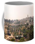 Village Of Beitin Coffee Mug