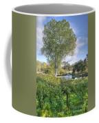 Vines And Trees Coffee Mug