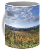 Vines In Fields Coffee Mug