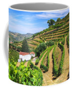 Vineyard Landscape Coffee Mug