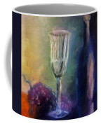 Vino Coffee Mug by Michelle Calkins
