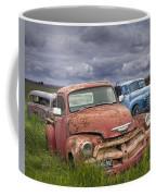 Vintage Auto Junk Yard Coffee Mug