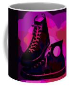 Vintage Basketball Shoes Coffee Mug