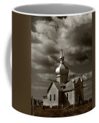 Vintage Church Coffee Mug