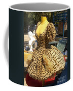 Vintage Dress At Flea Market Coffee Mug