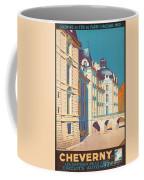 Vintage French Travel Poster Coffee Mug