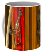 Vintage Gas Pump Nozzle Coffee Mug