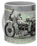 Vintage Iron Coffee Mug