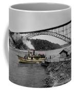 Vintage Maid Of The Mist Coffee Mug