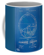 Vintage Monocycle Patent Artwork 1894 Coffee Mug by Nikki Marie Smith