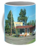 Vintage Motel Coffee Mug