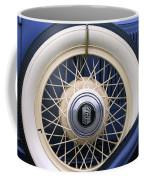 Vintage Nash Tire Coffee Mug