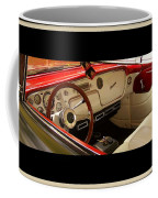 Vintage Packard Interior Coffee Mug
