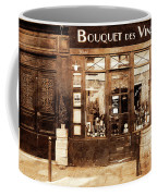 Vintage Paris 4 Coffee Mug