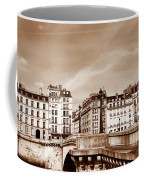 Vintage Paris 8 Coffee Mug by Andrew Fare