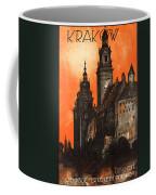 Vintage Poland Travel Poster Coffee Mug