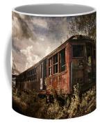 Vintage Rail Car Coffee Mug