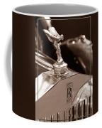 Vintage Rolls Royce 1 Coffee Mug