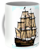 Vintage Sails Coffee Mug