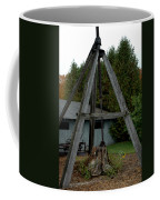 Vintage Stump Puller Coffee Mug