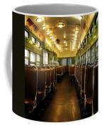 Vintage Trolley 7 Coffee Mug