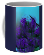 Violet Growth Coffee Mug