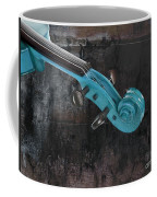 Violinelle - Turquoise 05a2 Coffee Mug