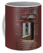 Virginia City Nevada Jail Coffee Mug