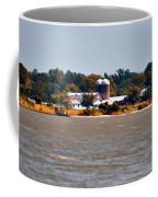 Virginia Farm Coffee Mug by Bill Cannon
