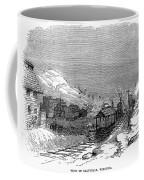Virginia: Salt Mine, 1857 Coffee Mug