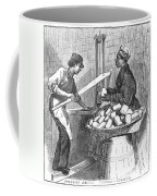 Virginia: Tobacco, 1879 Coffee Mug