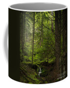 Vision Of Life Coffee Mug by Mike Reid