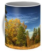 Visions Of Fall  Coffee Mug