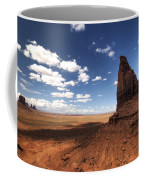 Visions Of Monument Valley  Coffee Mug