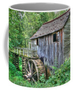 Visiting The Old Mill Coffee Mug