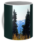 Vistas Along The Trail Coffee Mug