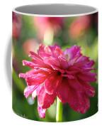 Vivid Floral Coffee Mug