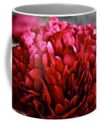 Vivid Red Coffee Mug