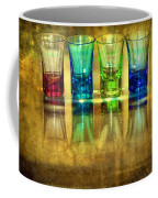 Vodka Glasses Coffee Mug by Svetlana Sewell