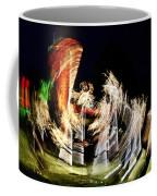 Vortex Of Light Coffee Mug
