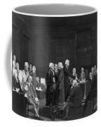 Voting Independence, 1776 Coffee Mug