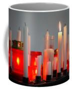 Votive Candles Coffee Mug by Gaspar Avila